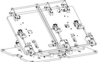 automotive seats rendering