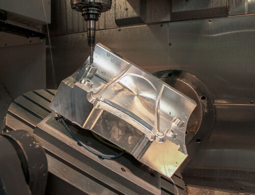 5-Axis CNC Machining: Making Complex Part Design Efficient